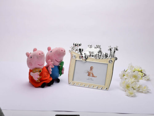 Noah's Ark Theme Enamelled Kids Photo Frame