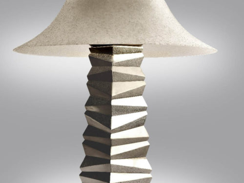 abstract_silver_table_lamp