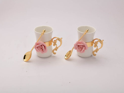 ceramic_flower_unique_coffee_mug_set_of_two