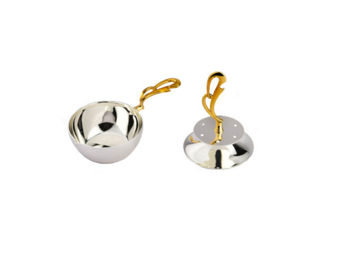 om_handle_silver_diya_aggarbati_set