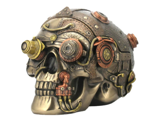 steampunk_skull_home_decor_showpiece