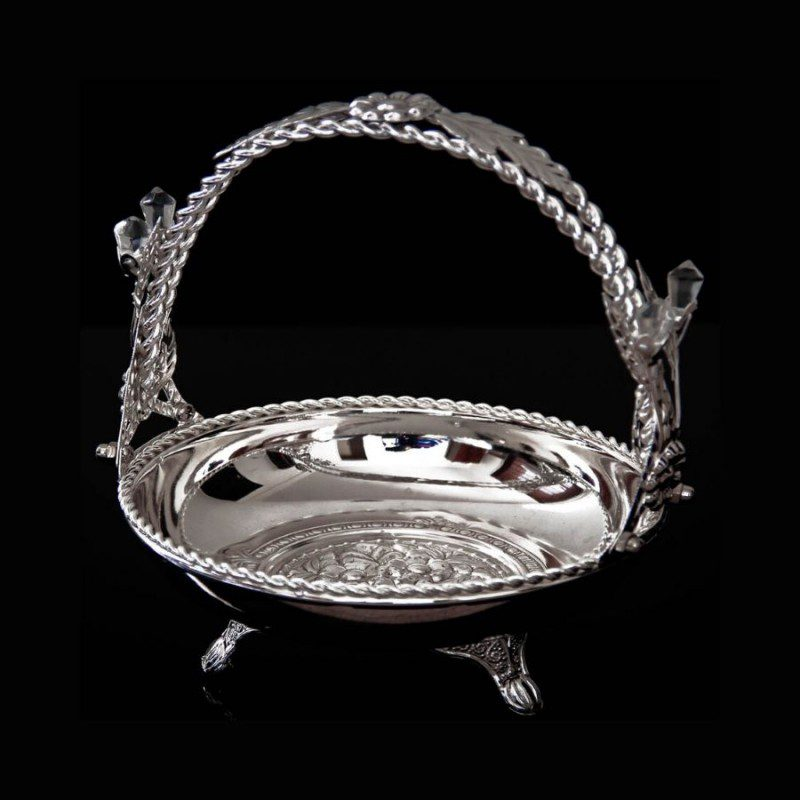oval-carving-silver-basket