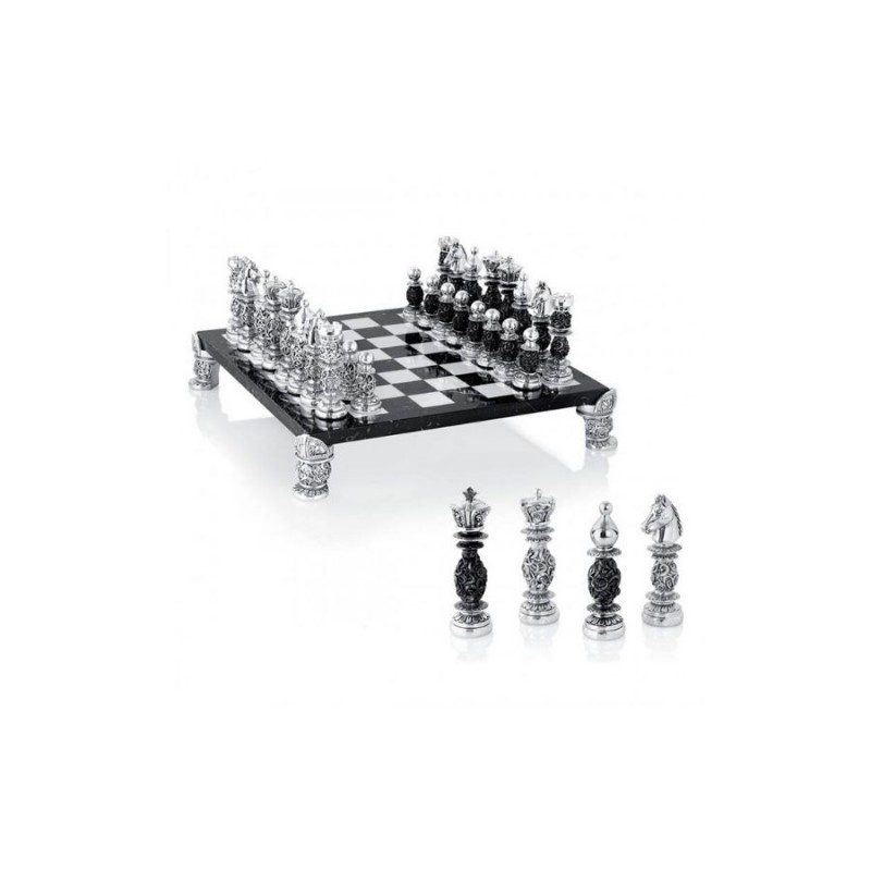 antique-silver-chess-set