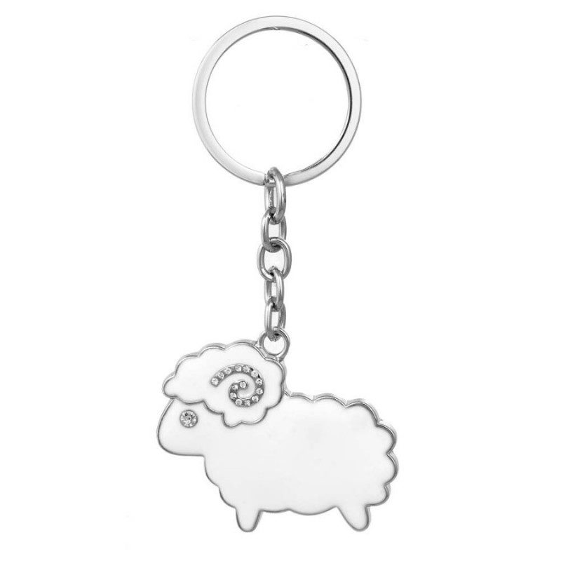 sheep-enameled-baby-keychain