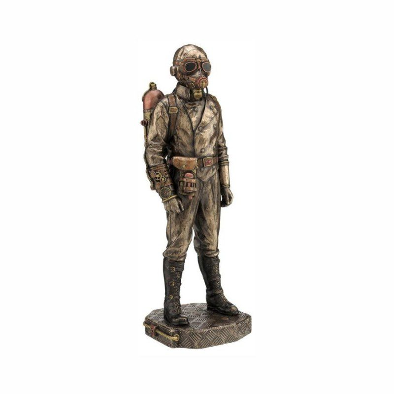 steampunk-astronaut-home-decor-showpiece