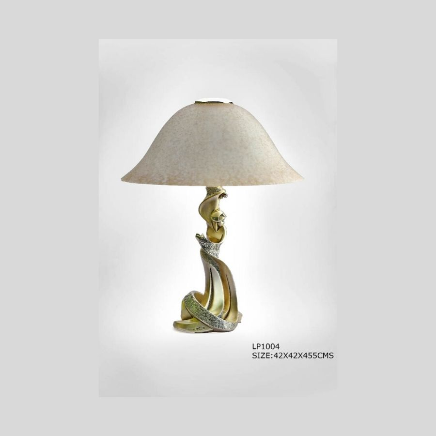 lady-figurine-silver-table-lamp