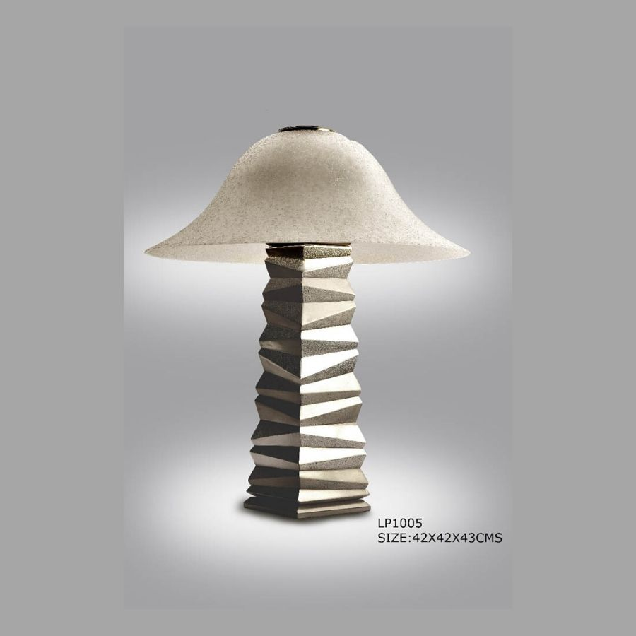 abstract-silver-table-lamp