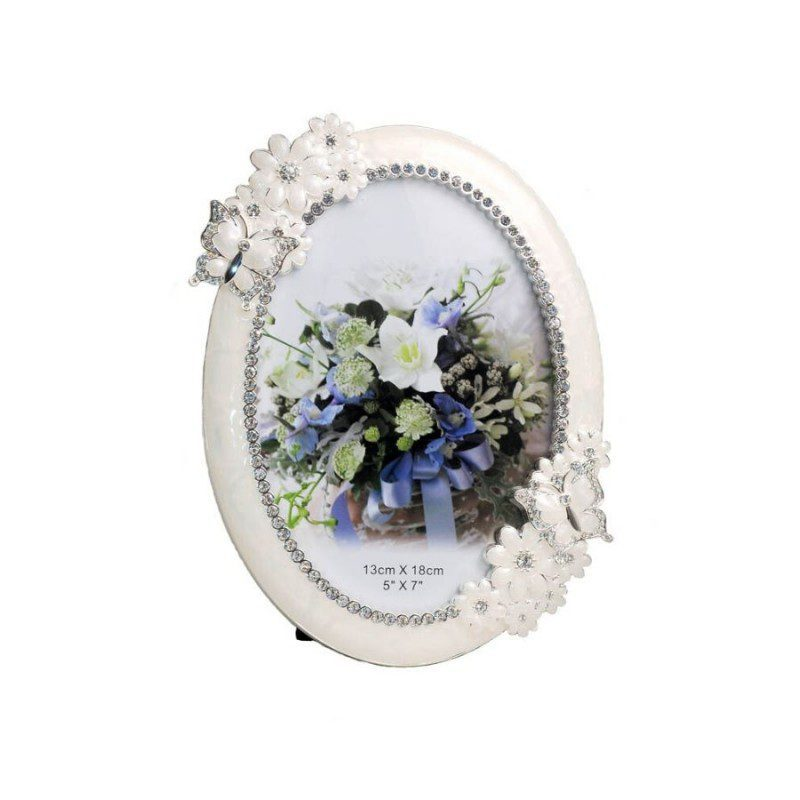 oval-shaped-enamelled-crystal-photo-frame