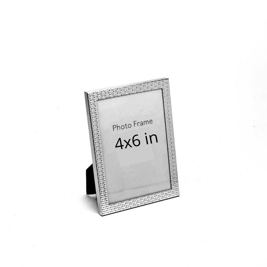 knitted-design-silver-photo-framesize-4x6