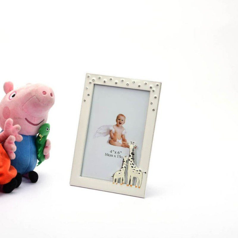 Giraffe Baby Photo Frame