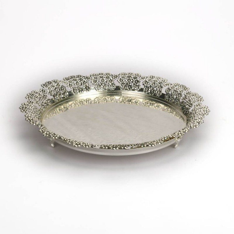 flower-border-round-silver-tray