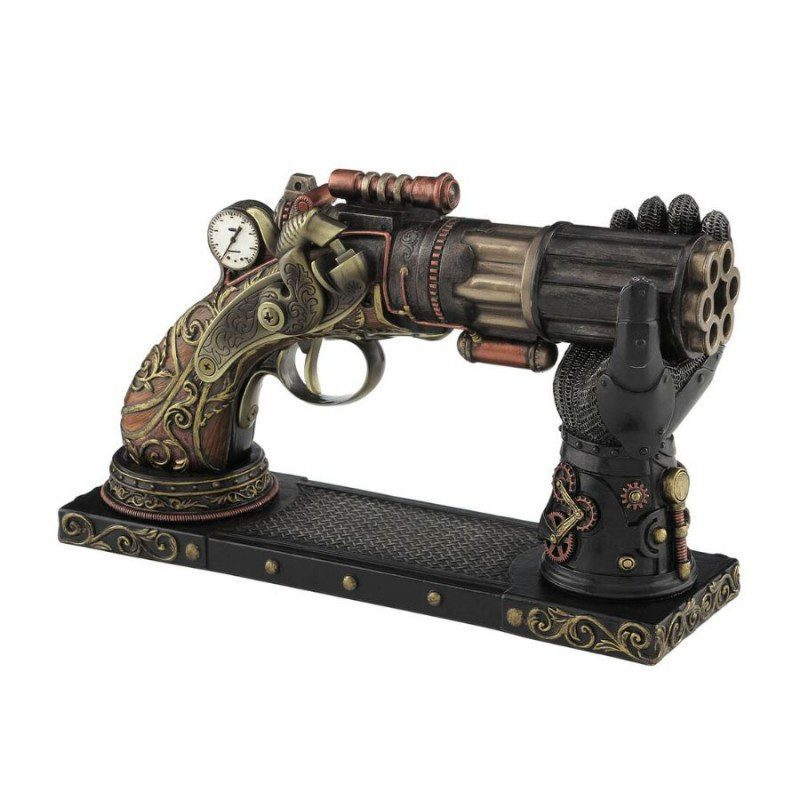 steampunk-gun-home-decor-showpiece