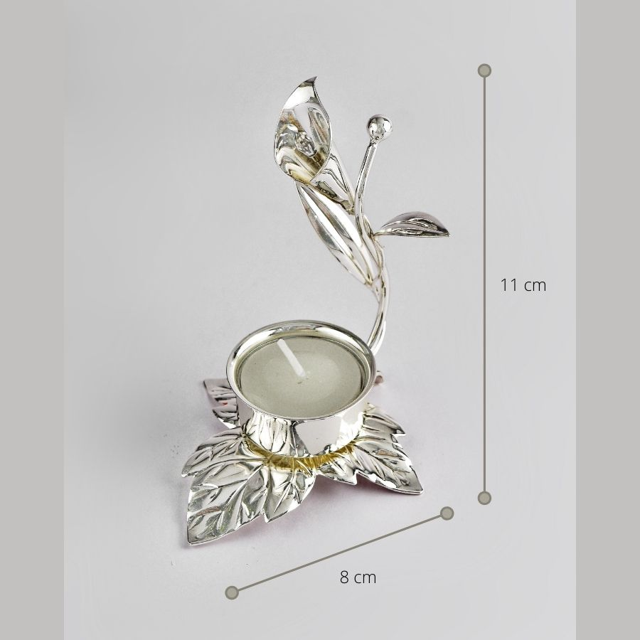 tulip-crystal-candle-holder